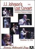 DVD - J.J Johnson's Last Concert J.J. Johnson laflutedepan.com