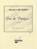 Pas de Panique ! N° 2 Michèle Reverdy Partition laflutedepan.com