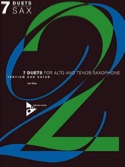 7 Duets For Alto And Tenor Saxophone Joe Viera laflutedepan.com