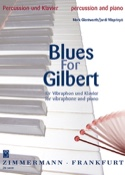 Blues For Gilbert Glentworth Mark / Vilaprinyo Cordi laflutedepan.com
