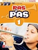 Pas A Pas Volume 1 - Jaap Kastelein - Partition - laflutedepan.com