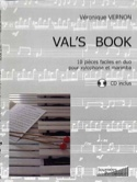Val's Book - Véronique Vernon - Partition - laflutedepan.com