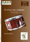 15 Etudes Pour Caisse-Claire Gabriele Bianchi laflutedepan.com