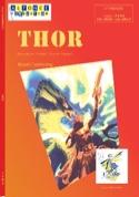Thor - Benoit Cambreling - Partition - Timbales - laflutedepan.com