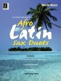 Afro Latin Sax Duets - Partition - Saxophone - laflutedepan.com