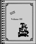The Real Book Volume 3 - Second Edition - C Instruments laflutedepan.com