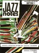 Jazz Notes Volume 1 Partition Batterie - laflutedepan.com
