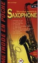 Découvrir et Apprendre le Saxophone Jean-Louis Delage laflutedepan.com