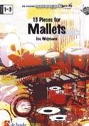 13 Pièces For Mallets Ivo Weijmans Partition laflutedepan.com