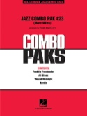 Jazz Combo Pak # 23 (More Miles) - Miles Davis - laflutedepan.com