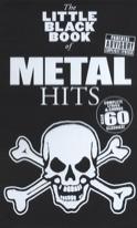The little black book of Metal Hits Partition laflutedepan.com