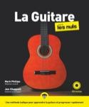 La Guitare Pour les Nuls - Livre - Guitare - laflutedepan.com