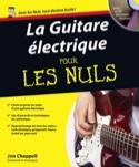 La Guitare Electrique pour les Nuls - Livre - laflutedepan.com