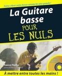 La Guitare Basse Pour les Nuls Patrick Pfeiffer Livre laflutedepan.com