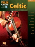 Violin Play-Along Volume 4 - Celtic Partition laflutedepan.com