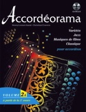 Accordéorama Volume 2 A Partition Accordéon - laflutedepan.com
