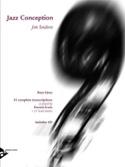 Jazz Conception - 21 Complete Transcriptions - Bass Lines laflutedepan.com