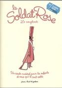 Le Soldat Rose Louis Chedid Partition laflutedepan.com
