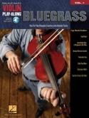 Violin play-along volume 1 - Bluegrass Partition laflutedepan.com