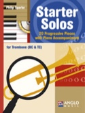 Starter Solos - Philip Sparke - Partition - laflutedepan.com