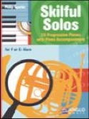 Skilful Solos Philip Sparke Partition Cor - laflutedepan.be