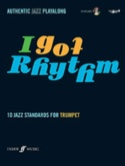 I Got Rhythm Partition Trompette - laflutedepan.com