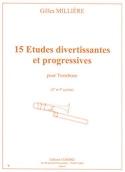 15 Etudes Divertissantes Et Progressives - laflutedepan.com