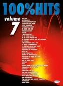 100% hits volume 7 Partition Chansons françaises - laflutedepan.com