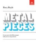 Metal Pieces Rory Boyle Partition Trompette - laflutedepan.com