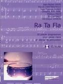 Ra Ta Fla Partition Caisse-claire - laflutedepan.com