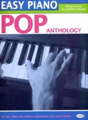 Easy Piano Pop Anthology Partition laflutedepan.com