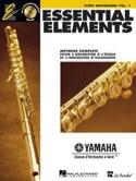 Essential Elements. Flûte Traversière Volume 1 - laflutedepan.com