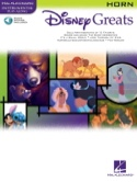 Disney greats - DISNEY - Partition - Cor - laflutedepan.com
