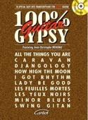 100% Gypsy Guitar Partition Guitare - laflutedepan.com