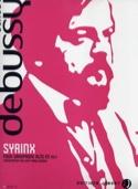 Syrinx DEBUSSY Partition Saxophone - laflutedepan.com