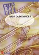 Four old dances (bois) - music box Jan Van der Roost laflutedepan.com