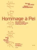 Hommage A Pei Zielinski Bernard / Nierenberger Michel laflutedepan.com