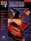 Bass Play-Along Volume 9 - Blues Partition laflutedepan.com