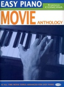 Easy Piano Movie Anthology Partition laflutedepan.com