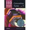 110 Irish Concertina Tunes Volume 1 Aogan Lynch laflutedepan.com
