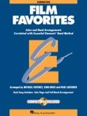 Film Favorites - Conducteur - Partition - laflutedepan.com