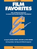 Film Favorites - Bb Clarinet Partition ENSEMBLES - laflutedepan.com