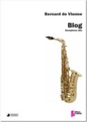Blog Bernard De Vienne Partition Saxophone - laflutedepan.com