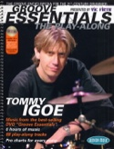 Groove Essentials 1.0 - The Play-Along Tommy Igoe laflutedepan.com