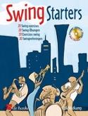 Swing Starters Erik Veldkamp Partition Trompette - laflutedepan.com