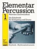 Elementar Percussion Herman Gschwendtner Partition laflutedepan.com