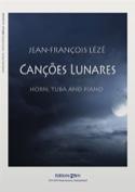 Cançoes Lunaires Jean-François Lézé Partition laflutedepan.com