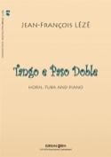 Tango e Paso Doble Jean-François Lézé Partition laflutedepan.com