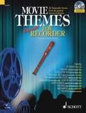 Movie Themes For Soprano Recorder Partition laflutedepan.com