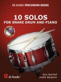 10 Solos For Snare Drum And Piano - laflutedepan.com